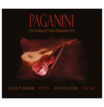 Paganini on period instruments