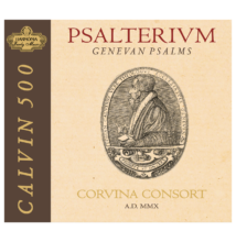 Psalterivm Genevan Psalms