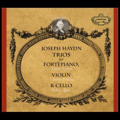 J.Haydn Trios for fortepiano, violin and cello