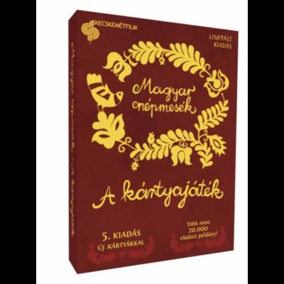 Magyar Népmese - A  kártyajáték LIMITÁLT KIADÁS