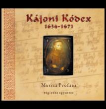 Kájoni Kódex 1634-1671